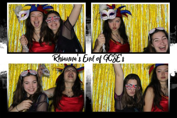 gm events photo booth